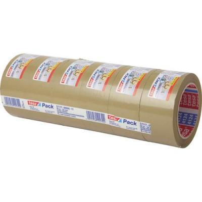 Tesa plakband: Ultra Strong PVC 50mm x 66m - Bruin