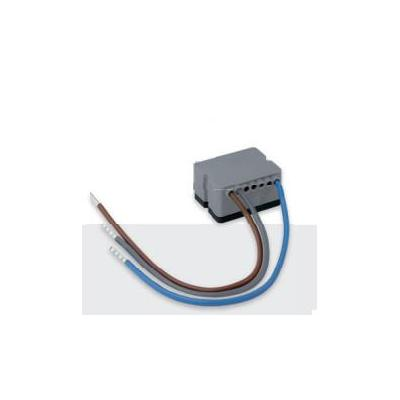 One Smart Control DRUKKNOPKLEM VOOR VERDUISTERING MET 1 OF 2 DRUKKNOPINGANGEN, 230 V AC, 50 Hz, 0.4 W, .....