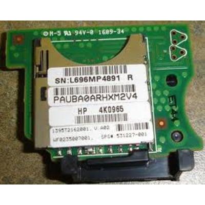Hewlett Packard Enterprise SD Controller Board Computerkast onderdeel - Groen