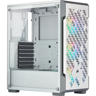 Corsair iCUE 220T RGB Airflow Behuizing - Wit