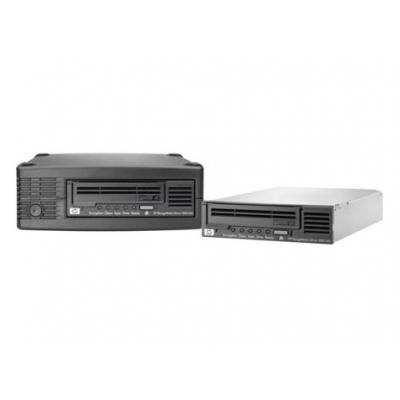 Hewlett packard enterprise tape drive: StoreEver LTO-6 Ultrium 6250 - Zwart