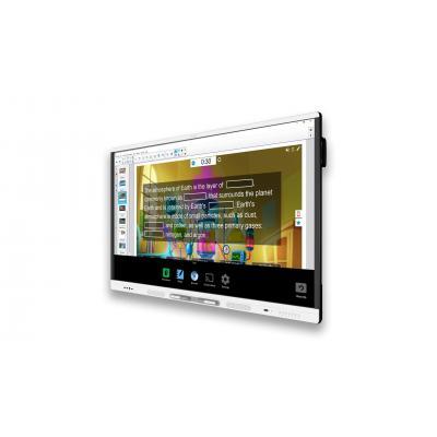 Smart technologies interactieve schoolborden & toebehoren: SMART Board MX265 - Zwart, Wit