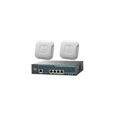 Cisco access point: AP3700i + WLC2504 - Wit