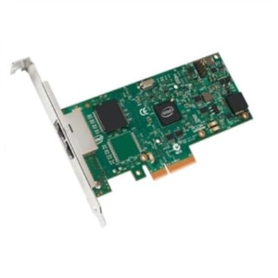 DELL Intel I350 DP - Netwerkadapter - PCIe Low Profile - Gigabit Ethernet x 2 - Voor PowerEdge R320, R520, R720xd .....