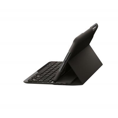 Logitech mobile device keyboard: Focus - Zwart, QZERTY