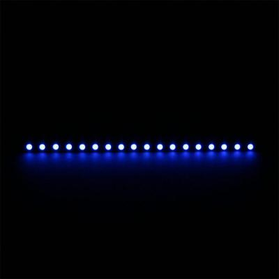 Nanoxia Computerkast onderdeel: Blue, 20 cm, 12 V, 0.35 A, 4.2 W, 160 MCD, 18 LEDs, SMD5050, 400-410 nm, 120°, 50000 h .....