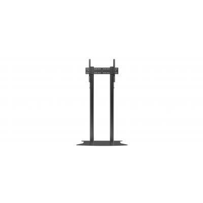 Multibrackets TV standaard: M Display Stand 180 Dual Pillar Black - Zwart