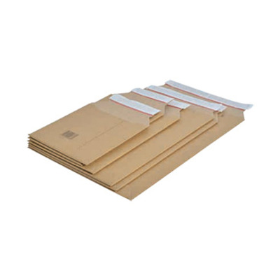 Fellowes Corrugated Envelope (DVD), 5.2 x 16.7 x 26.8cm Media mailer
