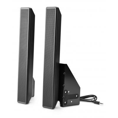 Hp Speaker: luidsprekerkit voor groot scherm - Zwart