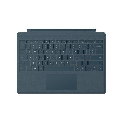 Microsoft Surface Pro Signature Type Cover , Azerty (Franse Layout) Mobile device keyboard - Blauw