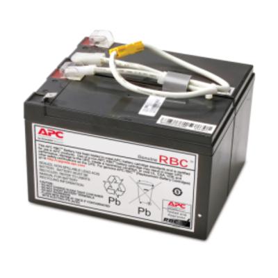 APC Batterij Vervangings Cartridge RBC109 UPS batterij - Zwart