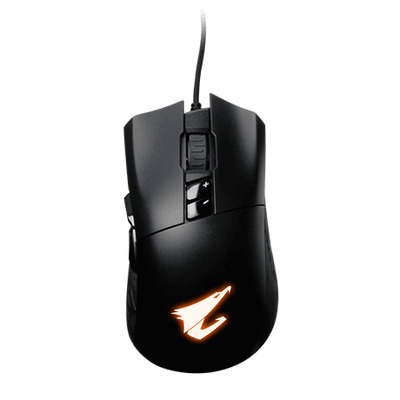 Gigabyte AORUS M3 Muis - Zwart