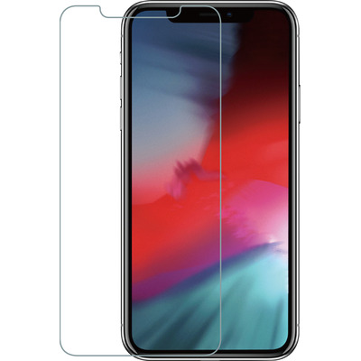 Azuri 2xTempered Glass flatt RINOX ARMOR - transparant - voor iPhone Xs Max/11 Pro Max Screen protector