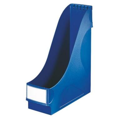 Leitz ordner: Shelf Files, A4,blue - Blauw