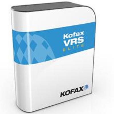Kofax VRS Elite Algemene utilitie