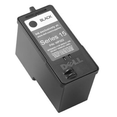 DELL WP322 inktcartridge - Zwart