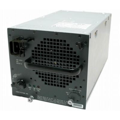 Cisco switchcompnent: WS-CAC-3000W-RF - Zwart