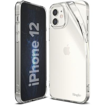 Ringke Air Backcover iPhone 12 (Pro) - Transparant - Transparant / Transparent Mobile phone case