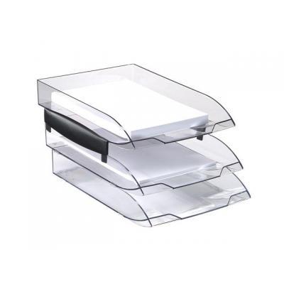 Cep brievenbak: Opzetstuk Ice zwart/pak 2