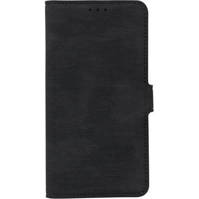 ESTUFF Iphone X Soft Eco wallet Mobile phone case - Zwart