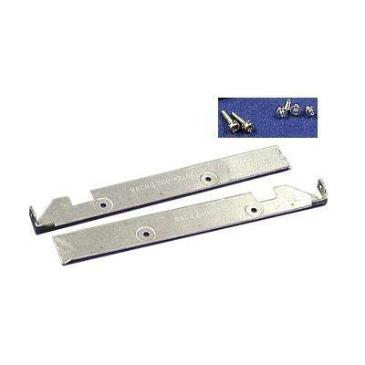 HP Rail kit - For mounting internal DLT drives - Includes left and right rails, four 6-32 Torx drive socket cap .....