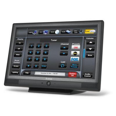 Extron : TLP Pro 1020T - Zwart
