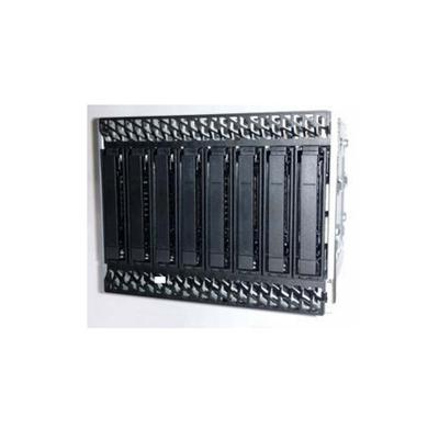 Intel 8x2.5 inch Hot Swap SAS/NVMe COMBO Kit AUP8X25S3NVDK Drive bay - Zwart,Roestvrijstaal
