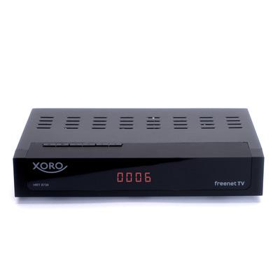Xoro HRT 8730 Ontvanger - Zwart