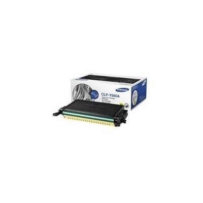 Samsung CLP-Y660A cartridge