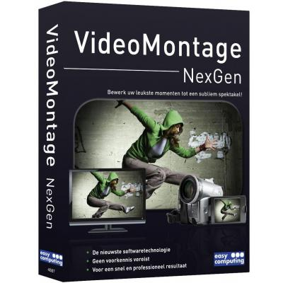 Easy computing grafische software: Video Montage Nextgen