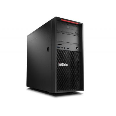 Lenovo ThinkStation P410 Tower Xeon E5 v4 8GB RAM 256GB SSD Pc - Zwart