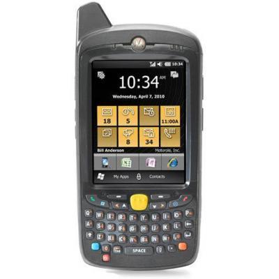 Zebra PDA: MC65 - Zwart, numeric