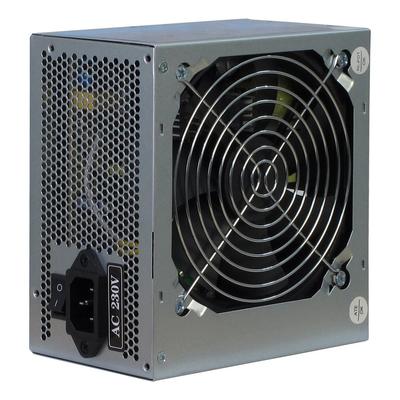 Inter-Tech SL-500A Power supply unit - Grijs
