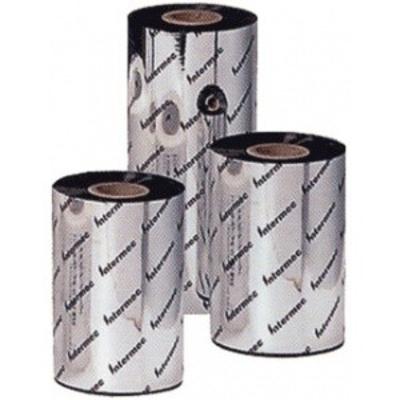 Intermec 1-091647-02-0 - Resin Thermal Ribbon, Super Premium HR03 range, 110mm x 76m Thermische lint - Zwart
