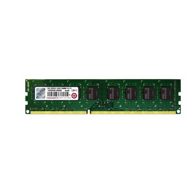 Transcend 8GB DDR3 1600MHz ECC-DIMM 11-11-11 2Rx8 RAM-geheugen