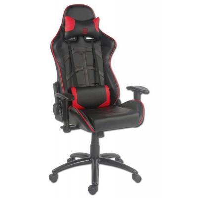 Lc-power stoel: 150 kg, Black/Red