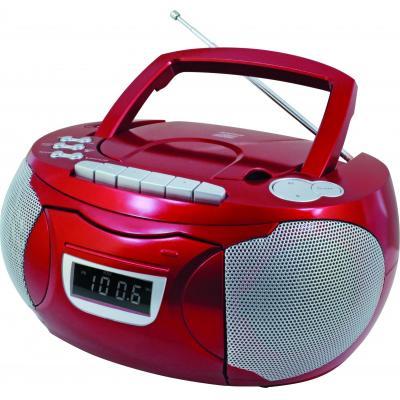 Soundmaster CD-radio: SCD5750 - Rood