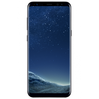 Samsung smartphone: Galaxy S8+ Midnight Black - Zwart 64GB