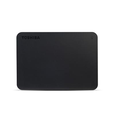 Toshiba Canvio Basics USB-C Externe harde schijf - Zwart