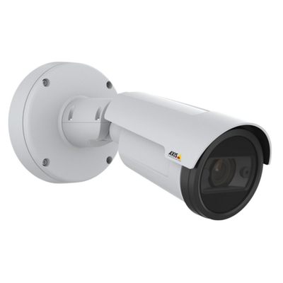 Axis P1445-LE-3 Beveiligingscamera - Zwart, Wit