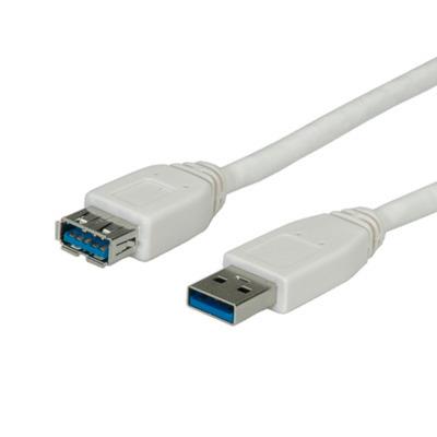 Value 0.8m USB 3.0 USB kabel