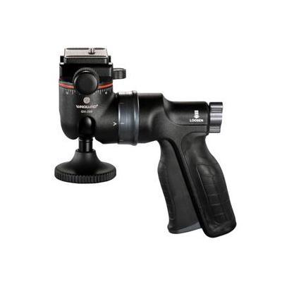 Vanguard statiefkop: GH-200, 805g, Black - Zwart