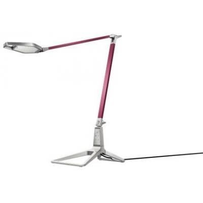 Esselte tafellamp: Smart LED Style, Garnet red - Rood