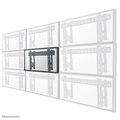 Neomounts by Newstar videowall steun TV standaard - Zwart