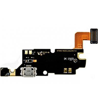 Samsung mobile phone spare part: PBA Unit SUB