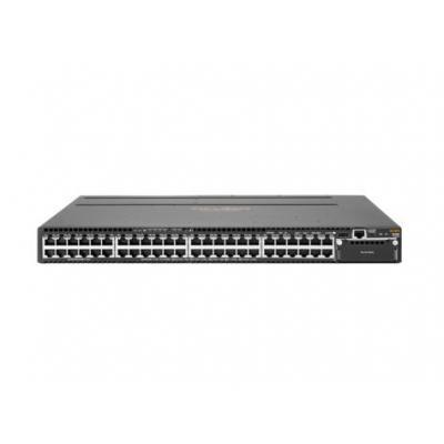 Hewlett Packard Enterprise Aruba 3810M 48G 1-slot Switch - Zwart