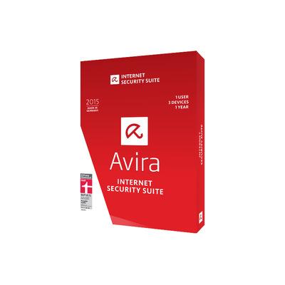 Avira IS15X1XX91X36 antivirus- & beveiligingssoftware