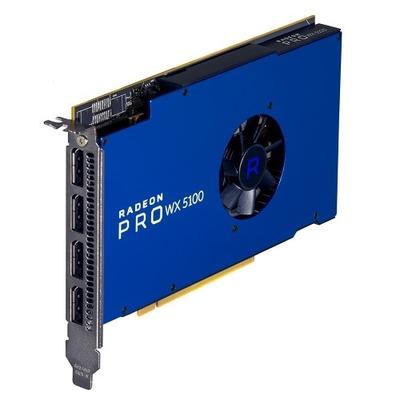 DELL 490-BDYI Videokaart - Zwart, Blauw