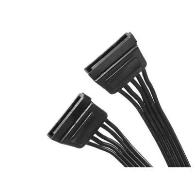 StarTech.com 36in SATA Power Cable Adapter ATA kabel - Zwart