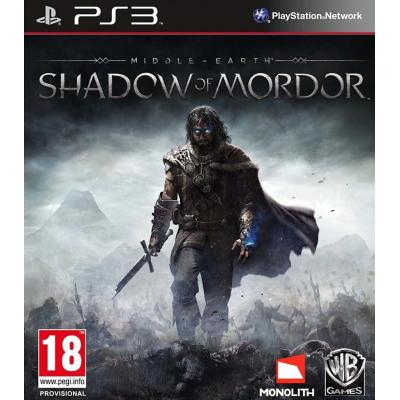 Mindscape game: Middle-Earth, Shadow of Mordor  PS3